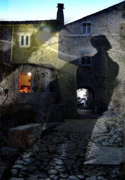 Na vasi - Oton Naglost